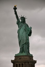 I think this is the Statue of Liberty