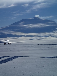 Mt. Erebus.