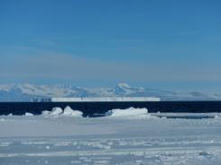 Iceberg. Photo credit: grantee event B-174