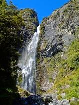 Devil's Punchbowl, New Zealand.