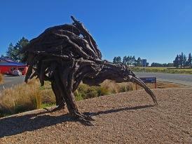 Iron Kiwi in New Zealand.