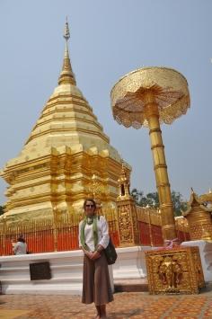 Doi Suthep, Wat Phra Thrat, Thailand.