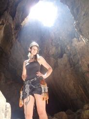 Climbing Crazy Horse, Chiang Mai.