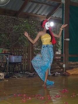 Traditional Thai dance, Thailand.
