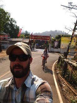 Bike ride in Doi Suket, Thailand.