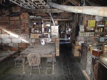 Scott's Hut at Cape Evan's.