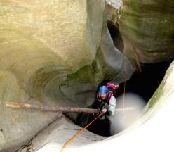 Canyoneering AZ.