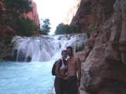 Beaver Falls, Grand Canyon.