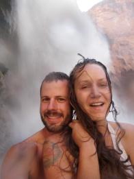 Havasupai Falls, Grand Canyon.