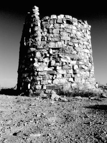 Somewhere in the desert southwest.